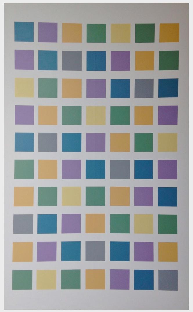 Untitled (Squares of Squares)
