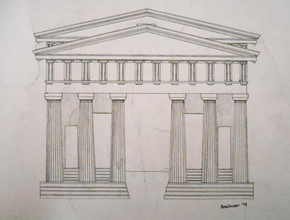 Propylaea c. 437-432